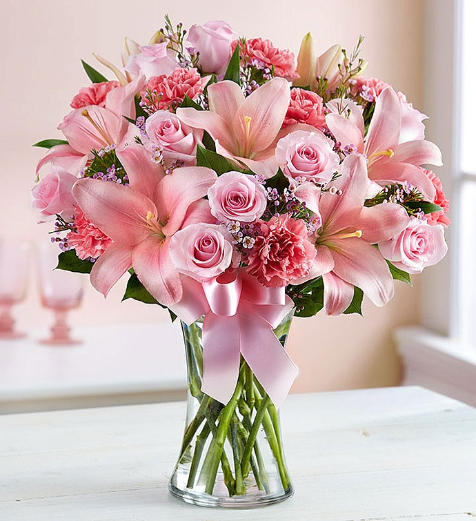 Express In Pink Creative Floral Designs