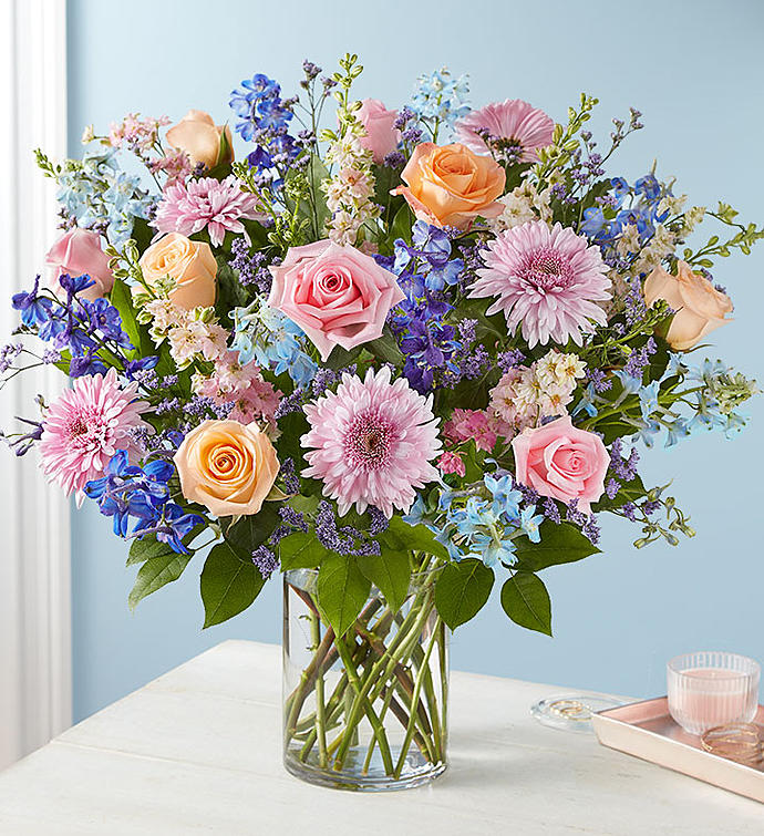 Spring Wonder Bouquet - Creative Floral Designs