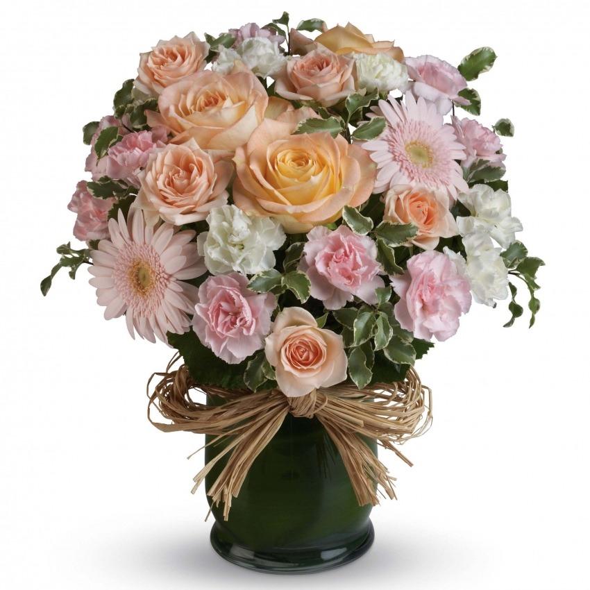 Prettiest In Pink In Norwood A Bella Mia Flowers Boston