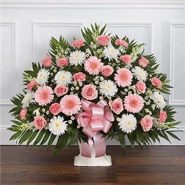 Pink Memories Tribute Roslindale Florist